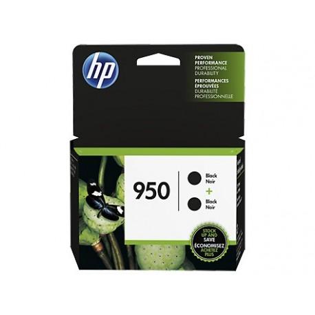 HP 950 2-pack Black