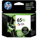 HP 65XL Tri-Colour High Yield Original Ink Cartridge (N9K03AN)
