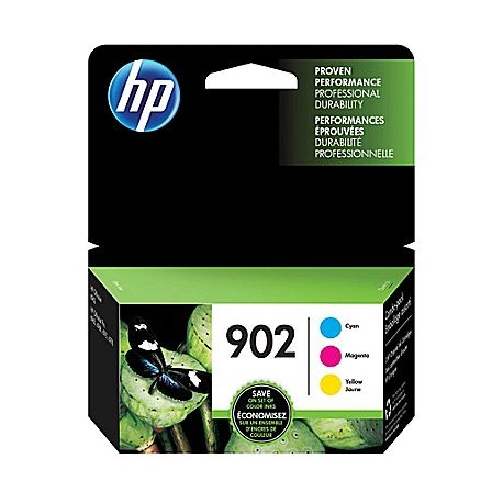902 CMY INK CARTRIDGE COMBO 3-PACK