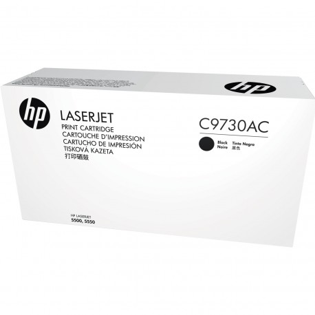HP  C9730AC MPS Discount Eligible Black Original Toner Cartridge