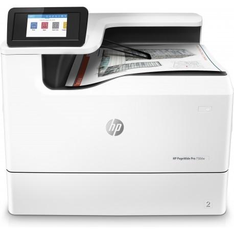 HP PageWide Pro 750dw Colour 2400 x 1200DPI A3 Wi-Fi inkjet printer