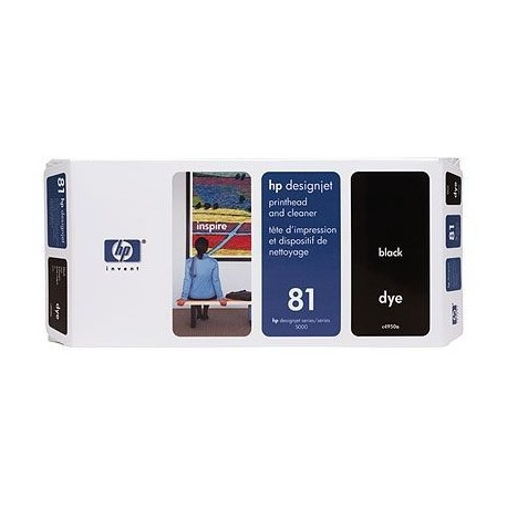 HP C4950A print head
