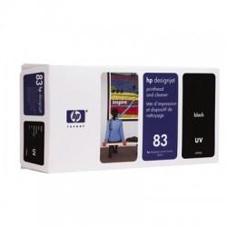 HP 83 Black UV Printhead and Printhead Cleaner (C4960A)
