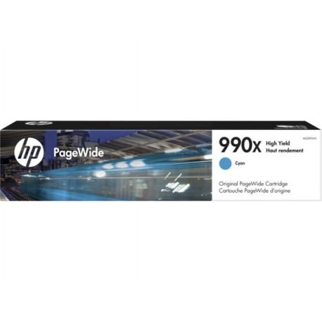HP 990X Cyan PW High Yield Cartridge M0J89AN