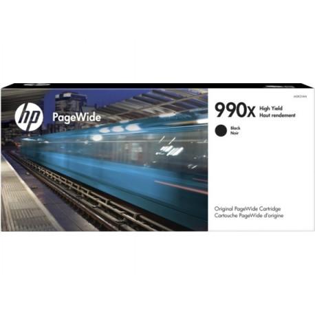 HP 990X Black PW High Yield Cartridge M0K01AN