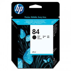 HP 84 Black Original Ink Cartridge (C5016A)