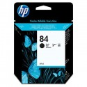HP 84 Black Original Ink Cartridge (C5016A)