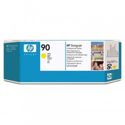 HP 90 Yellow Printhead and Printhead Cleaner (C5057A)