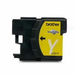 Brother LC-61YS ink cartridge Original Yellow
