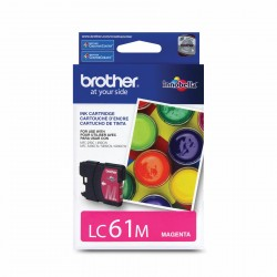 Brother LC-61MS ink cartridge Original Magenta