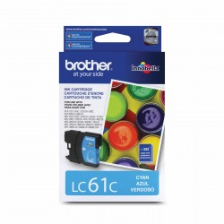 Brother LC-61CS ink cartridge Original Cyan