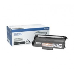 Brother TN-720 toner cartridge Original Black 1 pc(s)