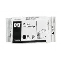 HP Black Original Ink Cartridge (C6602A)
