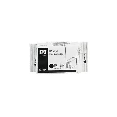 HP Black Original Ink Cartridge (C6602A)