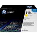 HP C9722A Toner - HP 641A Yellow Original  Toner Cartridge - C 9722A