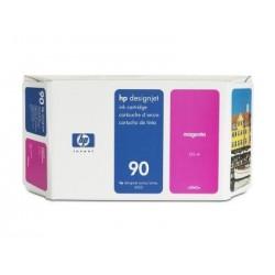 HP 90 Magenta High Yield Original Ink Cartridge (C5063A)