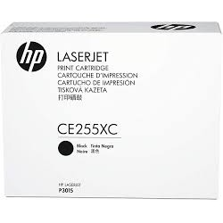 55X | CE255XC HP Loyalty Discount Eligible | Original High Yield Black Toner Cartridge