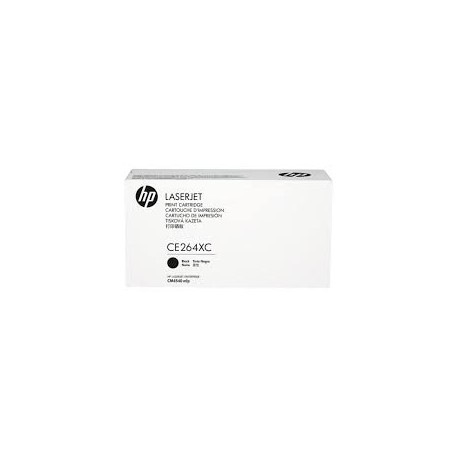 HP CE264XC MPS Discount Eligible High Yield Black Original Toner Cartridge