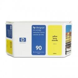 HP 90 Yellow Original Ink Cartridge (C5064A)