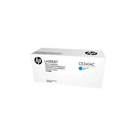 HP 651A CE341AC MPS Discount Eligible Cyan Original Toner Cartridge
