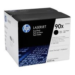HP  CE390XD Double Pack High Yield Black Original Toner Cartridge