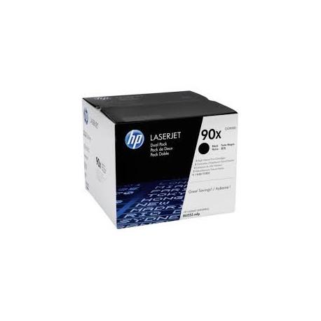 HP  CE390XD Double Pack High Yield Black Original Toner Cartridge