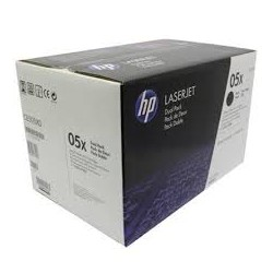 HP  CE505XC MPS Discount Eligible High Yield Black Original Toner Cartridge