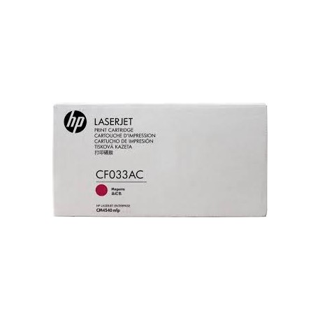 HP CF033AC MPS Discount Eligible Magenta Original Toner Cartridge