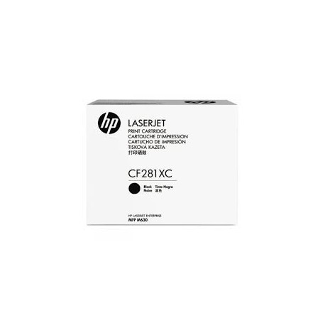HP CF281XC MPS Discount Eligible High Yield Black Original Toner Cartridge