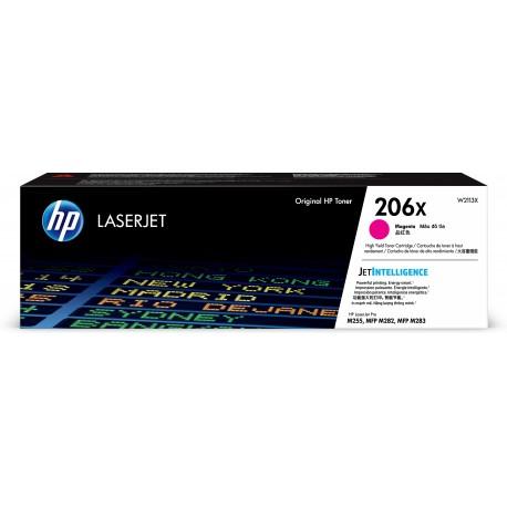 HP 206X 1 pc(s) Original Magenta