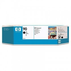 HP 90 Black Original Ink Cartridge (C5095A)