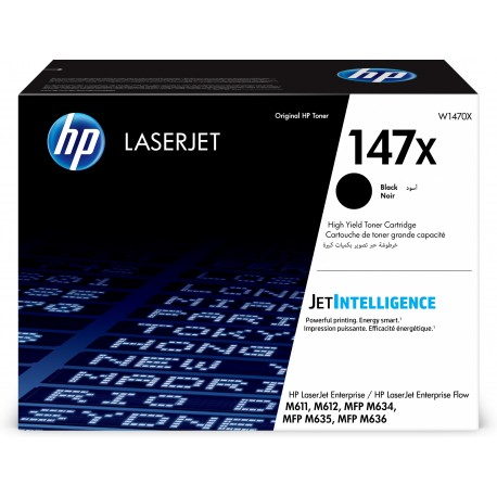 HP LaserJet 147X 1 pc(s) Original Black