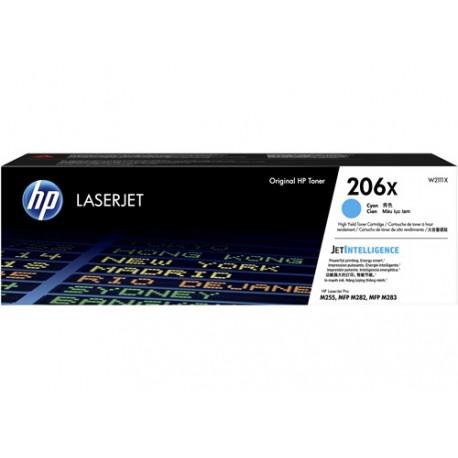 HP 206X W2111X Original Cyan