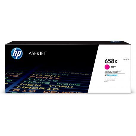 HP 658X 1 pc(s) Original Magenta