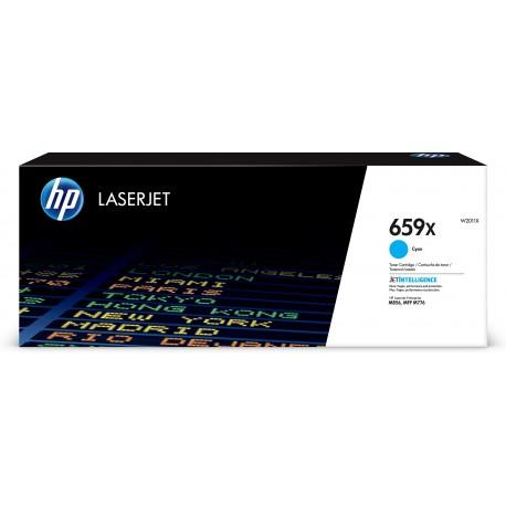 HP LaserJet 659X 1 pc(s) Original Cyan