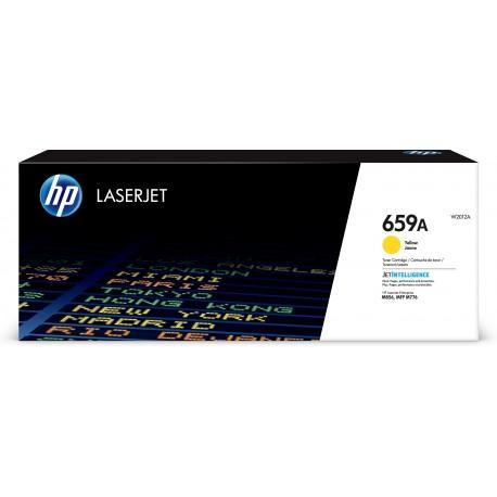HP LaserJet 659A 1 pc(s) Original Yellow