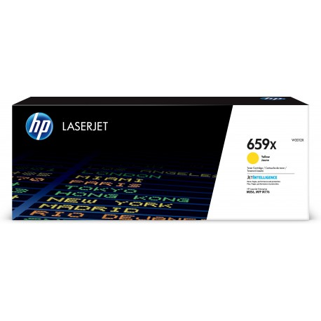 HP LaserJet 659X 1 pc(s) Original Yellow