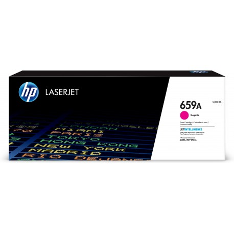 HP LaserJet 659A 1 pc(s) Original Magenta