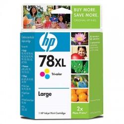 HP 78XL Tri-Color Original Ink Cartridge (C6578AN)