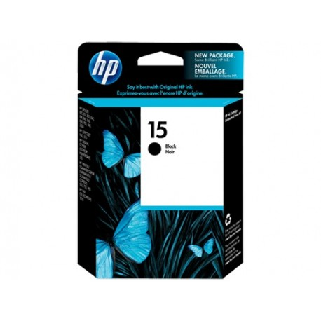 HP 15 Black