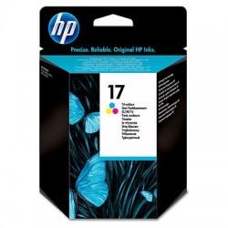 HP 17 Tri-Color Original Ink Cartridge (C6625A)