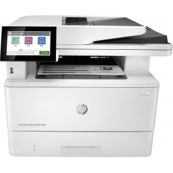 HP LaserJet Enterprise MFP M430f Thermal inkjet A5 600 x 600 DPI 63 ppm