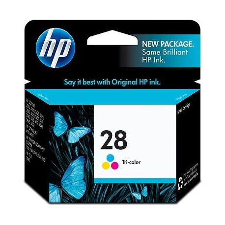 HP 28 Tri-color