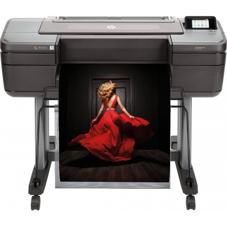 HP Designjet Z9+ large format printer Thermal inkjet Colour 2400 x 1200 DPI 610 x 1676 mm