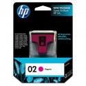 HP 02 Magenta Original Ink Cartridge (C8772WN)