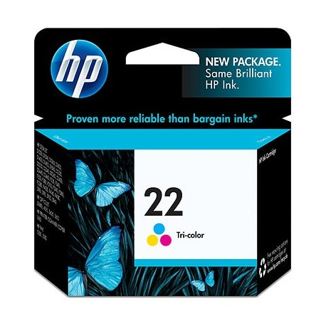 HP 22 Tri-color