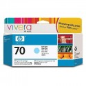 HP 70 Light Cyan Original Ink Cartridge (C9390A)