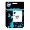HP 38 Light Magenta Original Ink Cartridge (C9419A)
