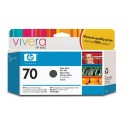 HP 70 Matte Black Original Ink Cartridge (C9448A)