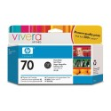 HP 70 Photo Black Original Ink Cartridge (C9449A)